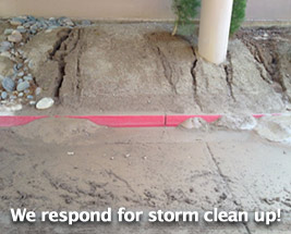 Storm Clean Up Services